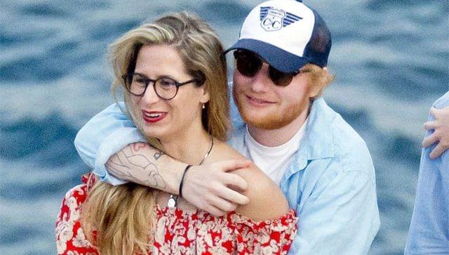 Këngëtari Ed Sheeran së shpejti baba!