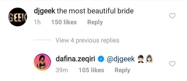 Çfarë po ndodh me Dafina Zeqirin? Fshin postimet në Instagram