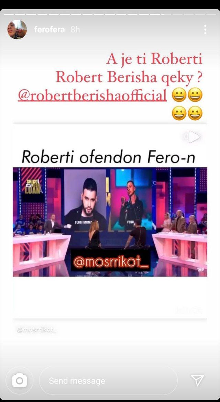Befason Fero/ Tall keq Robert Berishën për një deklaratë