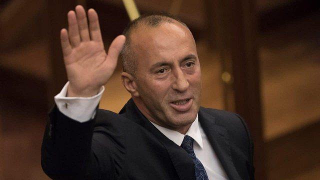 Ramush Haradinaj shpall zyrtarisht kandidaturën për President!