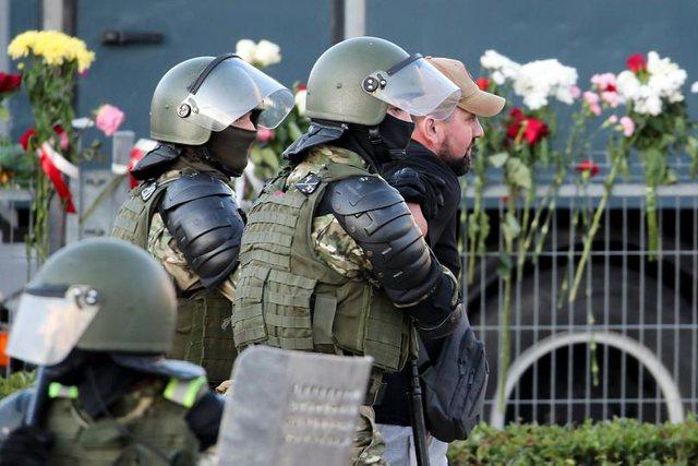 Vdes protestuesi i dytë në Bjellorusi, ndërsa 6000 arrestohen