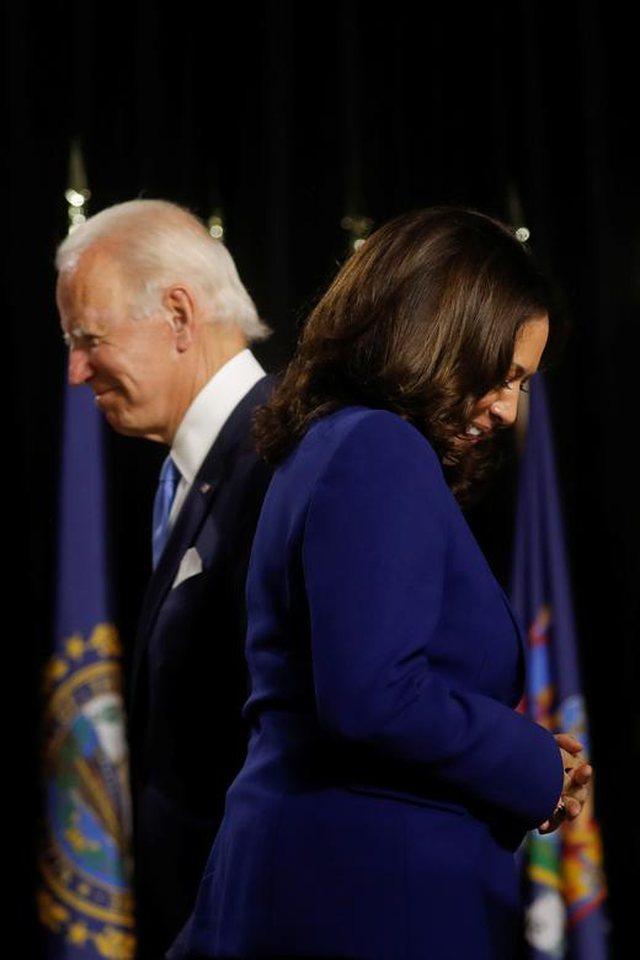 Biden e Harris bëjnë daljen e parë publike bashkë