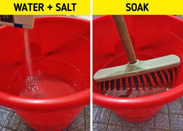 7 truke me kripë që do t'ju lehtësojnë jetën!