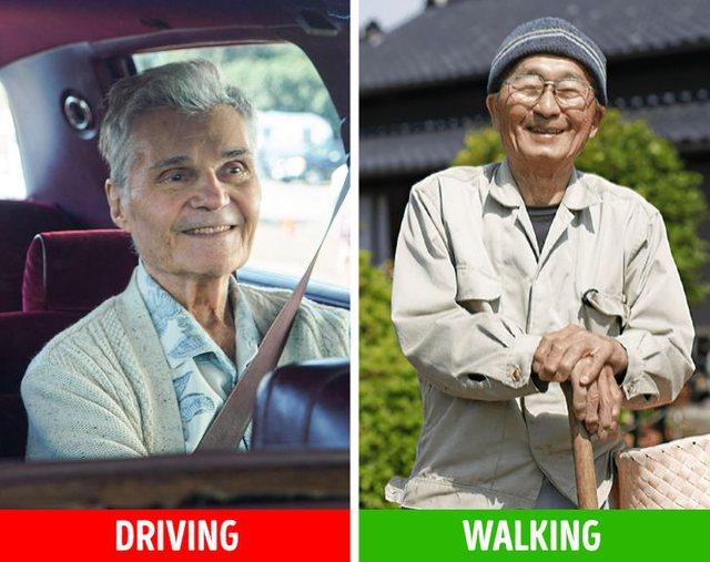 6 sekrete për jetëgjatësinë që na i mësojnë