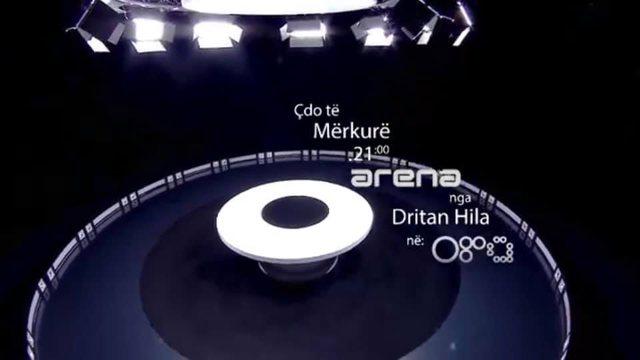 Rikthehet sot Arena nga Dritan Hila