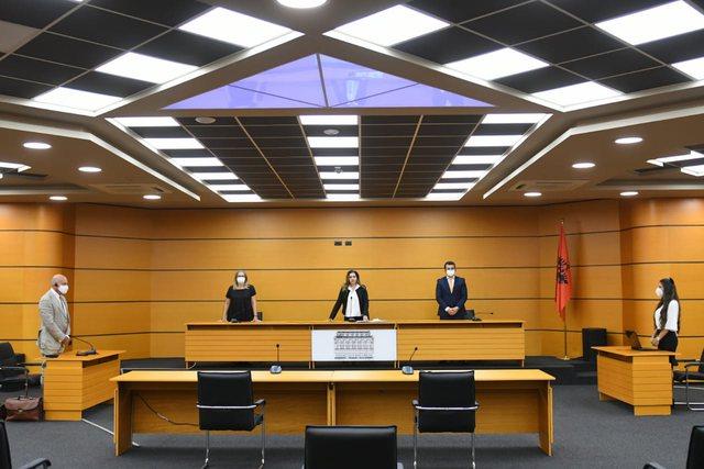 KPK shkarkon gjyqtarin Tritan Hamitaj