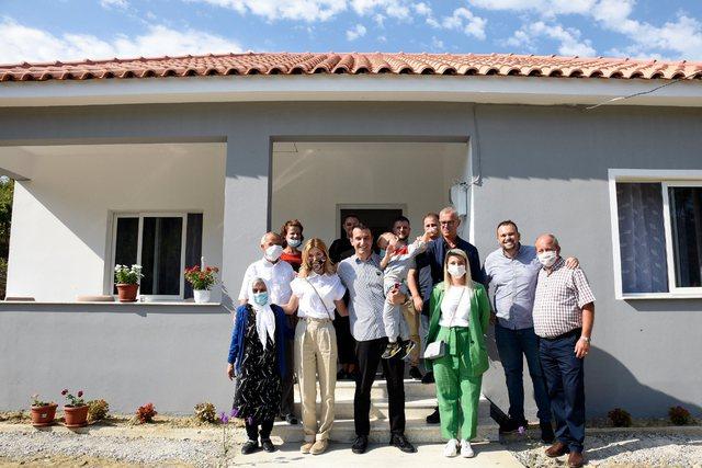 Modelja Xhesika Berberi i rindërton shtëpinë familjes nga Ndroqi