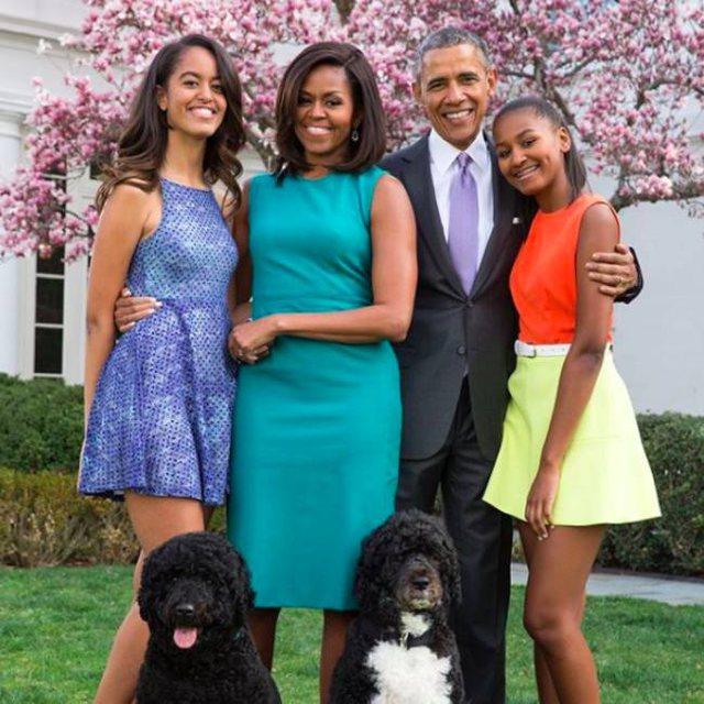 Pse vajzat e Michelle Obamës shihen rrallë në publik!