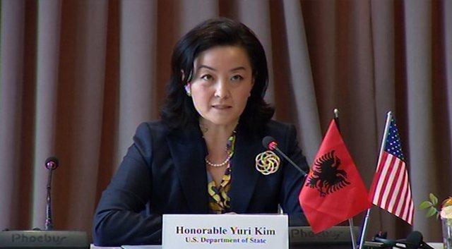 Vakanca në Kushtetuese/ Ambasadorja Kim: Juristë, përgjigjuni
