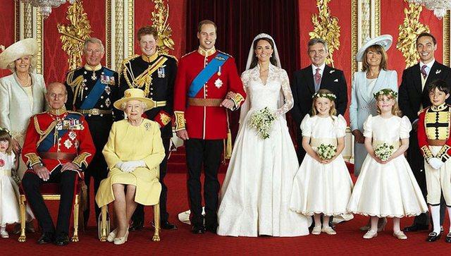 Çifti mbretëror, në pritje të një fëmije