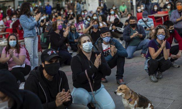 Qeveria e Spanjës: Madridi duhet të kthehet në karantinë!