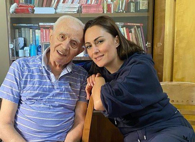 Eneda Tarifa dedikim të veçantë për gjyshin!