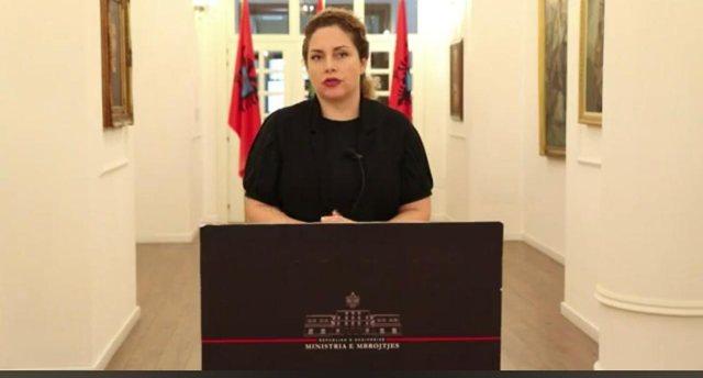 Moti i keq/ Ministrja Xhaçka: Parashikimet për javën e ardhshme