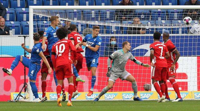 Bayern Mynih pëson humbje turpëruese pas 33 ndeshjesh
