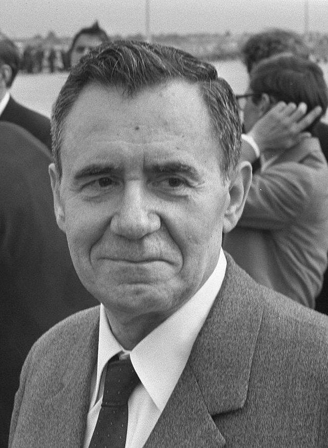 Andrei Gromyko, i përzgjedhuri i Stalinit dhe mik i Kisingerit