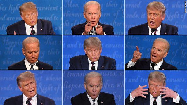 Po bota, çfarë tha për debatin Trump-Biden!