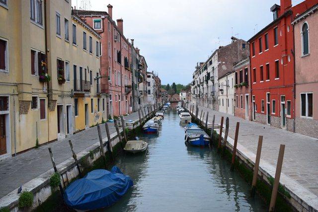 Venecia 'po vdes'!