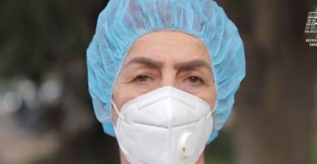 Najada Çomo mesazh qytetarëve: Më mirë një maskë