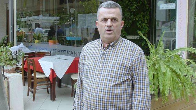 Basha publikon dëshminë e pronarit të restorantit në