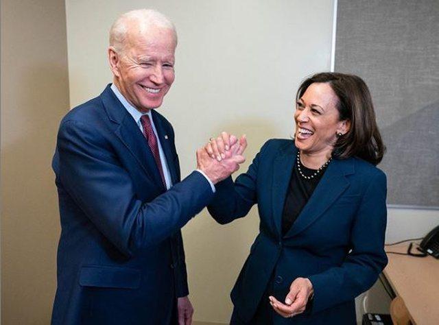 Kamala Harris ka ditëlindjen, ja si e uron Joe Biden!