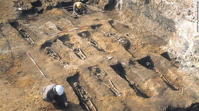 Historia e Vdekjes së Zezë, tregon se si ndryshon me vitet një