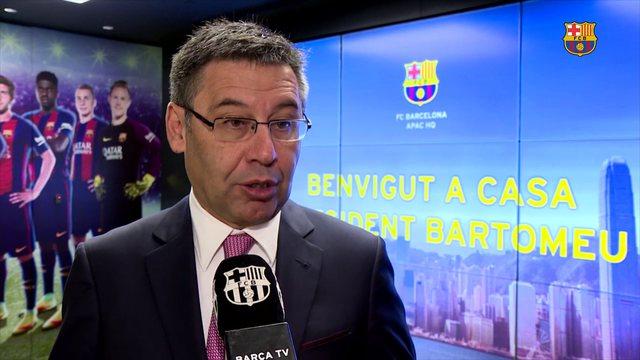 Kaos te Barcelona, japin dorëheqje Presienti dhe disa drejtues të