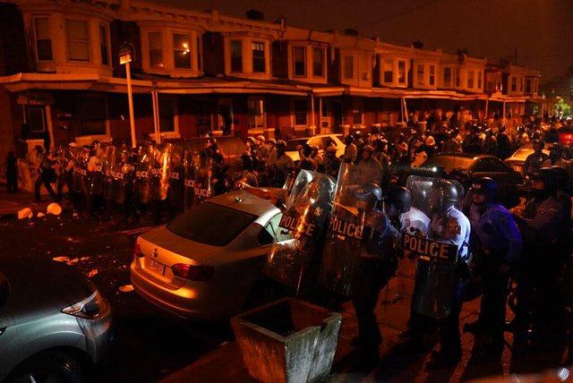 Amerika nuk gjen qetësi, trazirat zhvendosen në Filadelfia