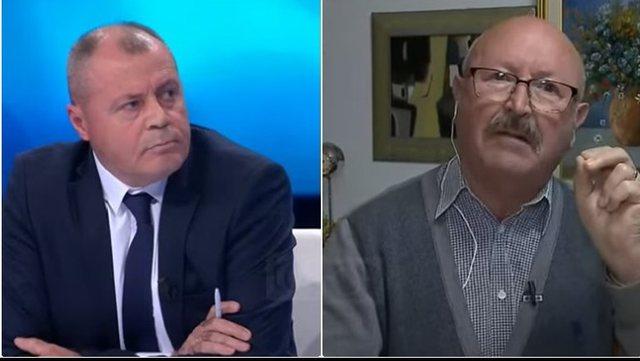 Debati/ Bujar Kapexhiu-Mustafa Nanos:  Nëse do të më fyesh