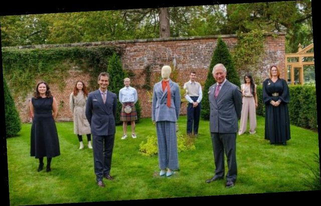 Princi Charles lançon linjën e tij të modës me