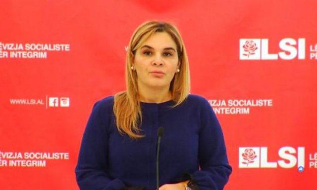 Monika Kryemadhi rizgjidhet kryetare e LSI