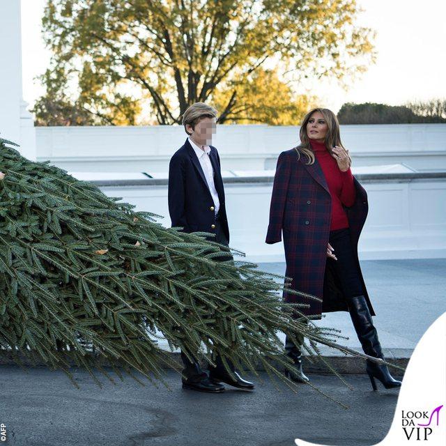 Festat e fundit në Shtëpinë e Bardhë/ Melania Trump më