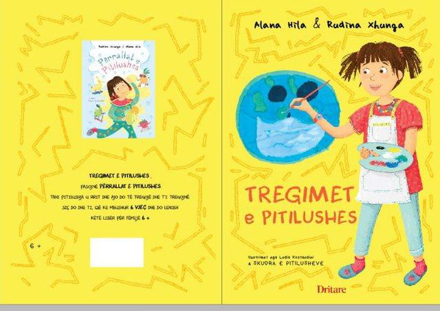 Tregimet e Pitilushes/ Rudina Xhunga: Te edukimi dhe leximi është