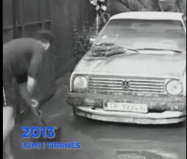 Lumi i Tiranës/ Veliaj nxjerr videon dhe tregon transformimin: Shiu iku,