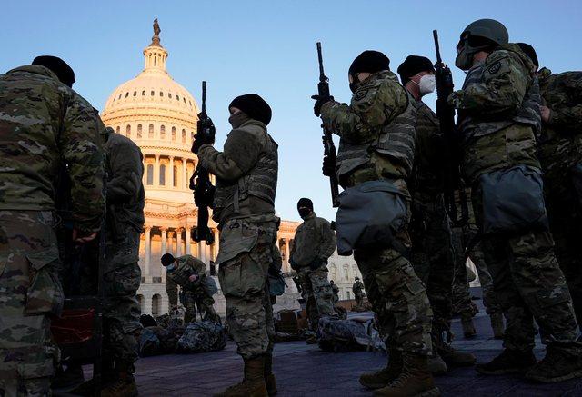 Situatë drámatike/ Ja si dukej sot Capitol Hill, para nisjes së