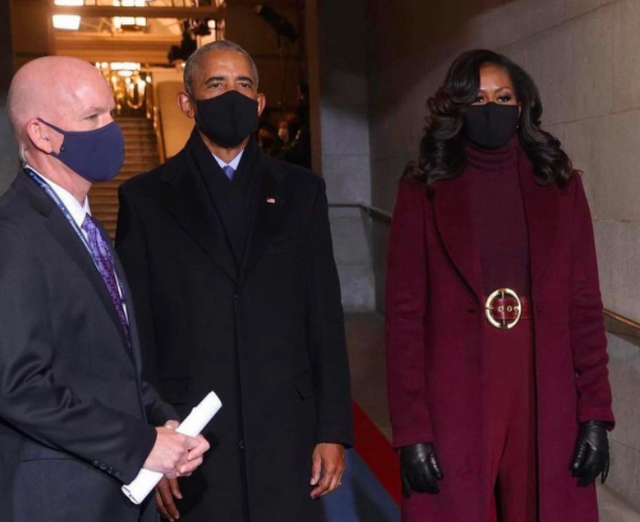 Uau Michelle Obama/ Stilistja tregon sekretet e look-ut që i mahniti