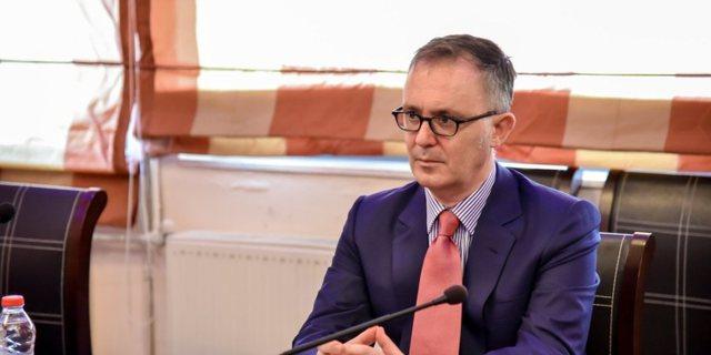 Përgjimet, reagon ambasadori italian: T'i lemë gjyqtarët