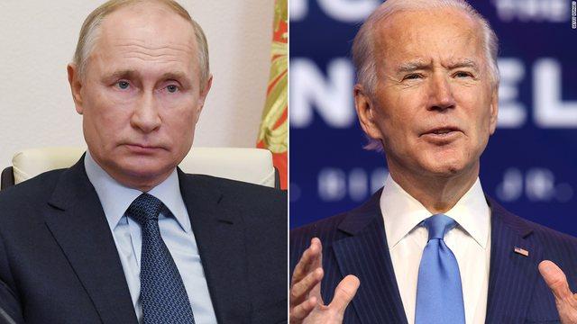 Biden dhe Putin zhvillojnë telefonatën e parë/ Ja për