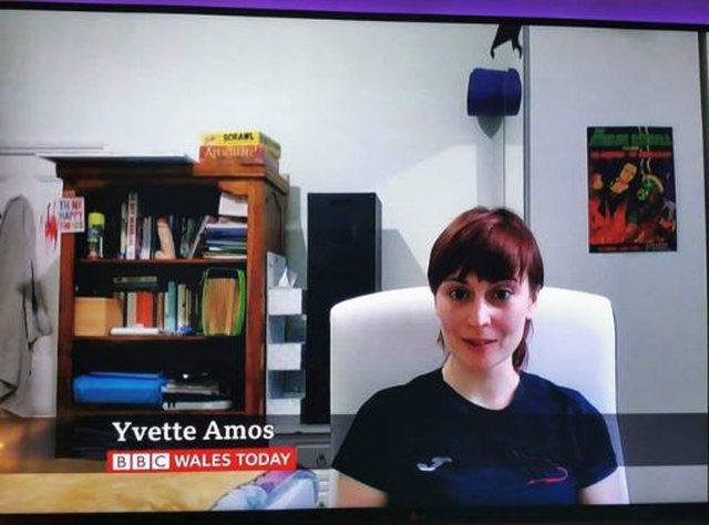 E ftuara në BBC, harron lodrën e seksít në sfond