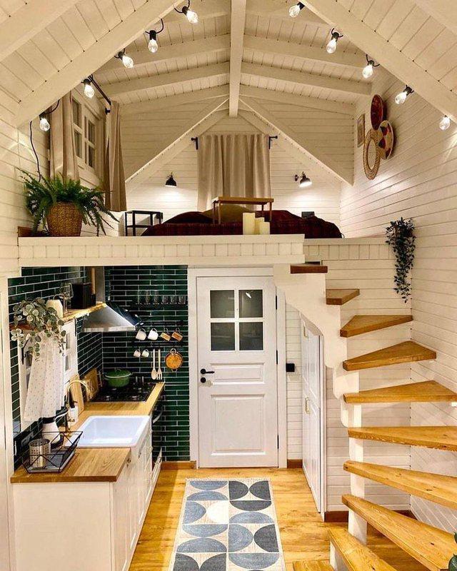 Keni shtëpi të vogël me papafingo? Disa ide si ta përdorni