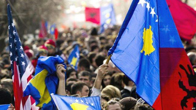 Kosova, 13 vjet shtet!
