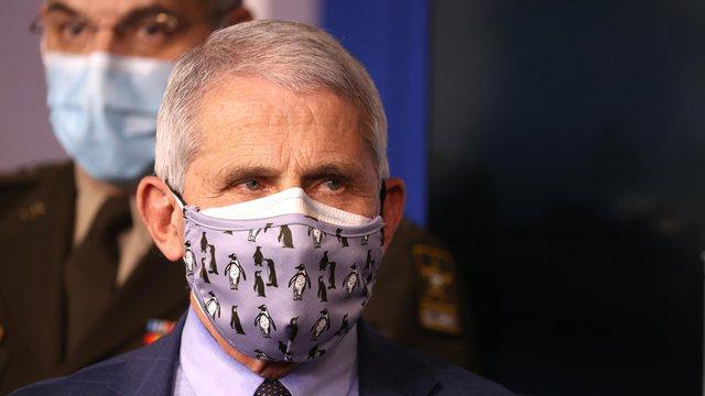 Fauci jep një datë deri kur do të mbahen maskat!