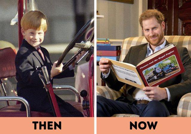 Fotot/ Si dukeshin mbretërorët britanikë kur ishin