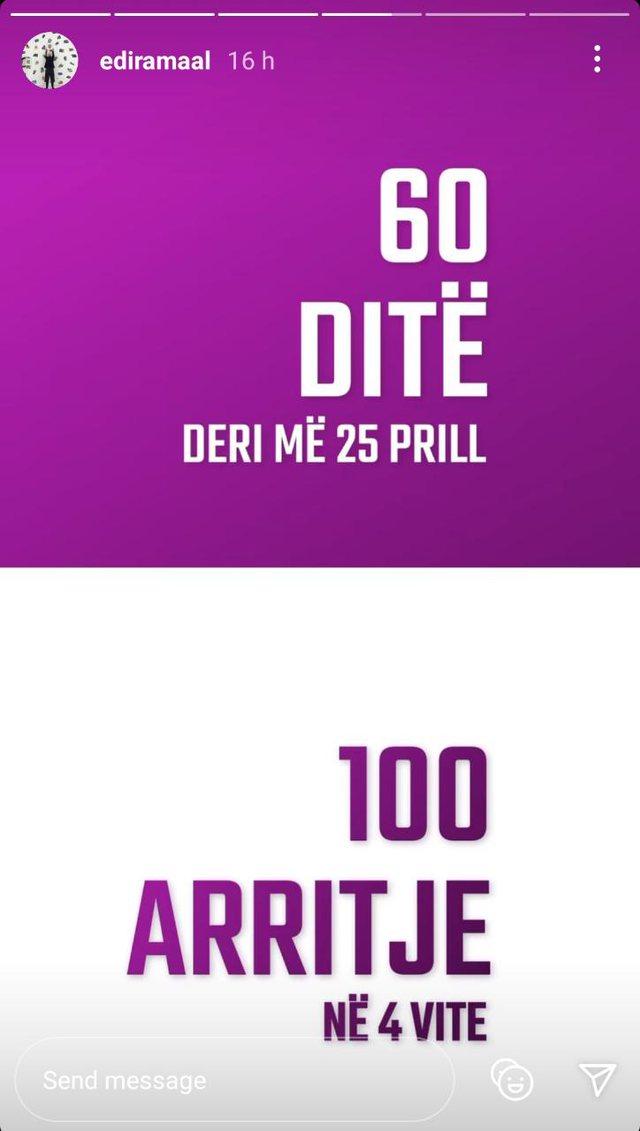 100 ditë, 100 arritje/ Rama: Në 1 vit, 72 183 fëmijë