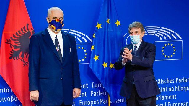 Kreu i PE: Shqipëria në rrugë të mbarë drejt