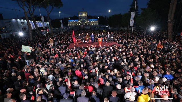 Meta kujton 2 marsin e shkuar: Pranvera Kuqezi po vjen. Po shkojmë të