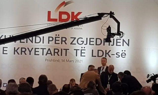 Ja kush është kryetari i  ri i LDK!