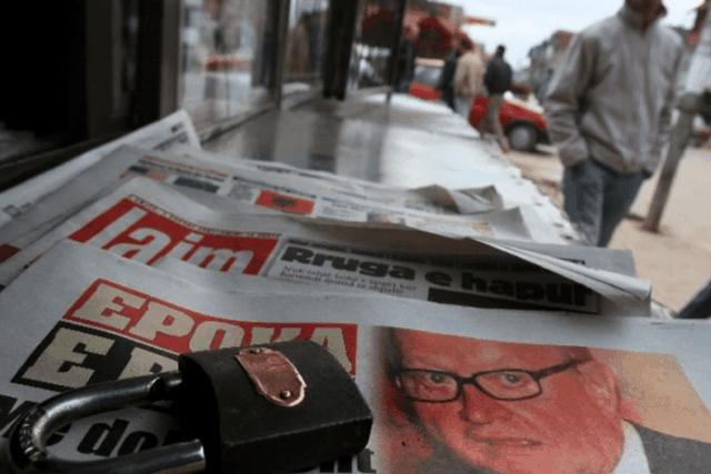Kosova, pa asnjë gazetë të shtypur: si ndodhi?