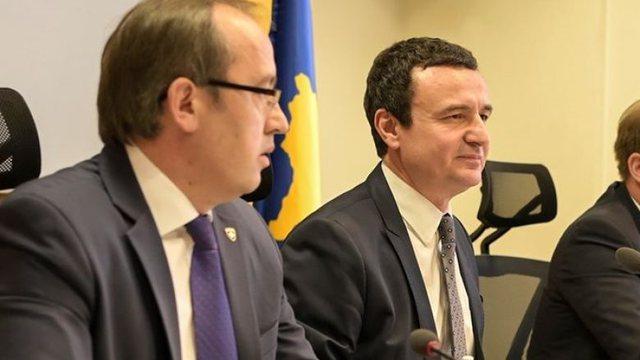Albin Kurti merr sot detyrën e kryeministrit