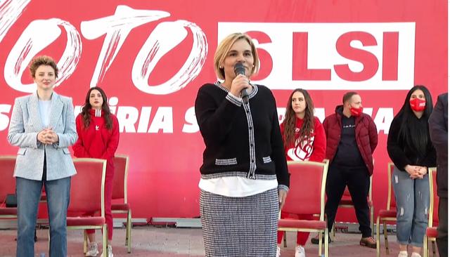 Kryemadhi: Më 25 prill Shqipëria drejt Europës, Edi Rama drejt