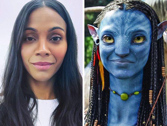 Foto/ Ja si duken personazhet e Avatarit në jetën reale!